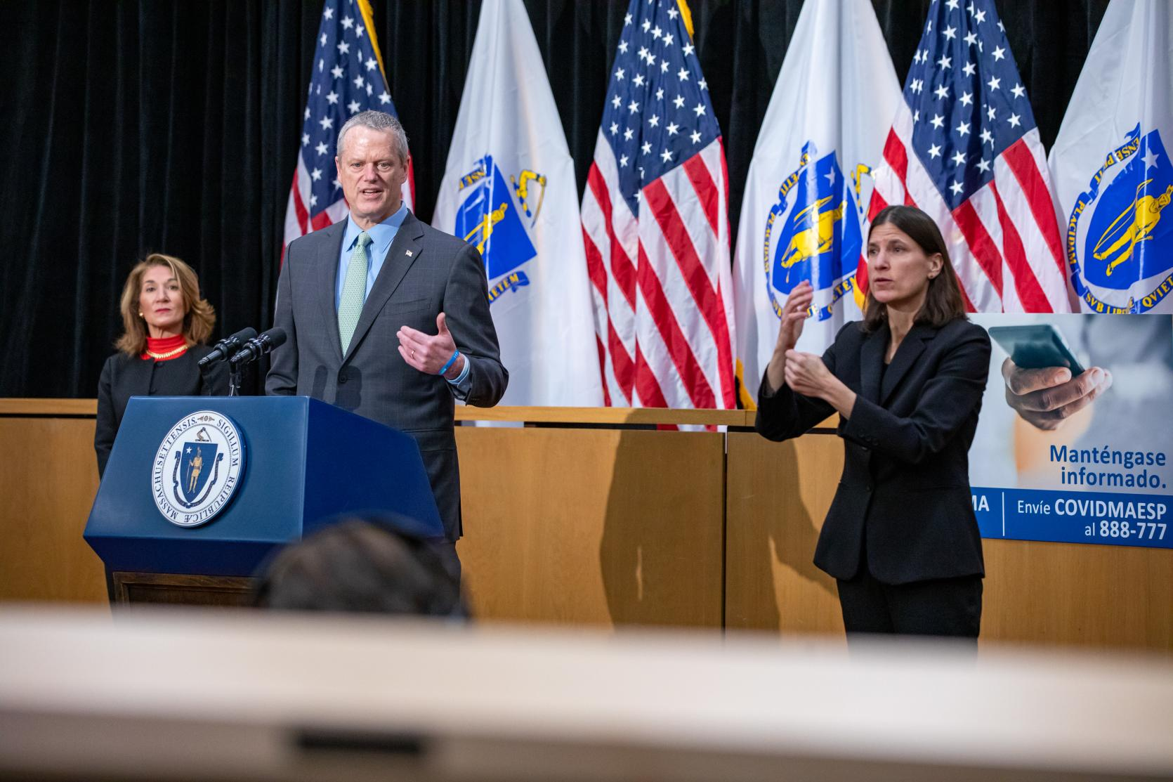Baker-Polito Administration Announces New Funding, Outlines Ongoing Steps To Support Long-Term Care Facilities