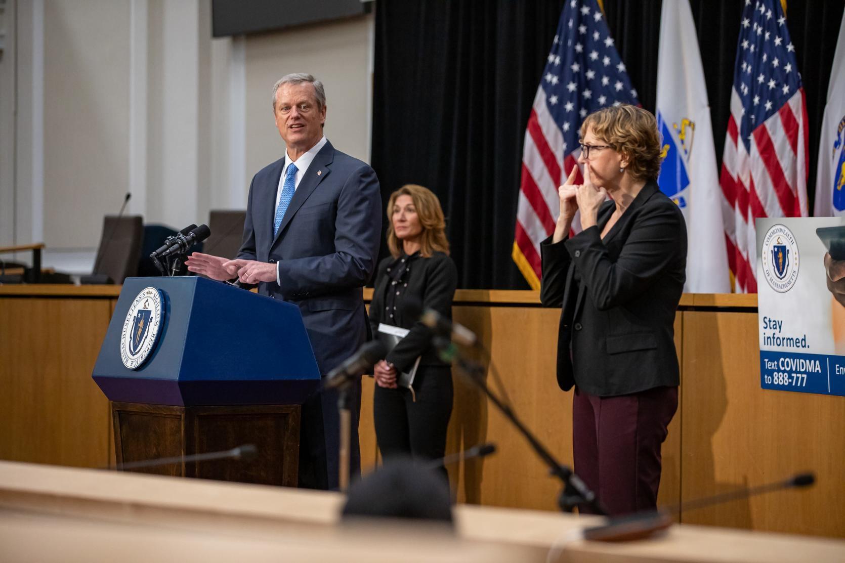 Baker-Polito Administration Announces Updated Travel Guidelines to Support COVID-19 Response
