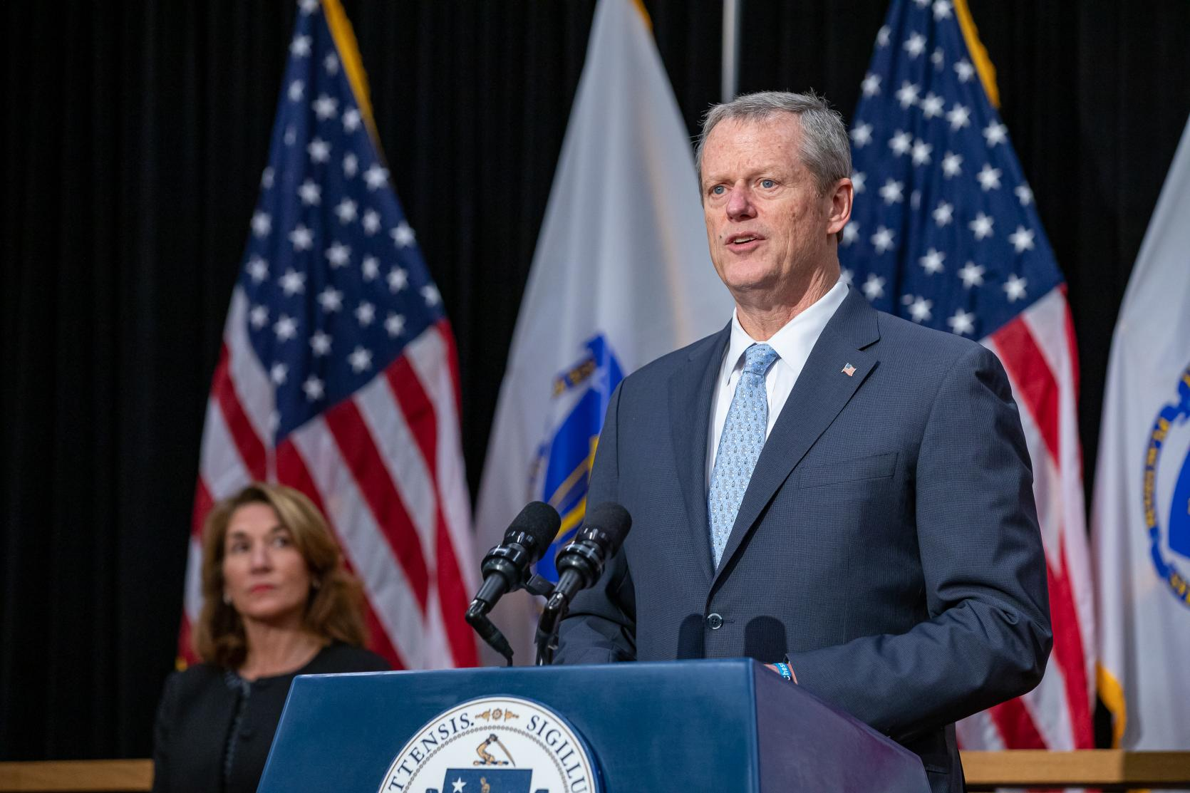 Governor Baker Issues Executive Order in Advance of Phase II