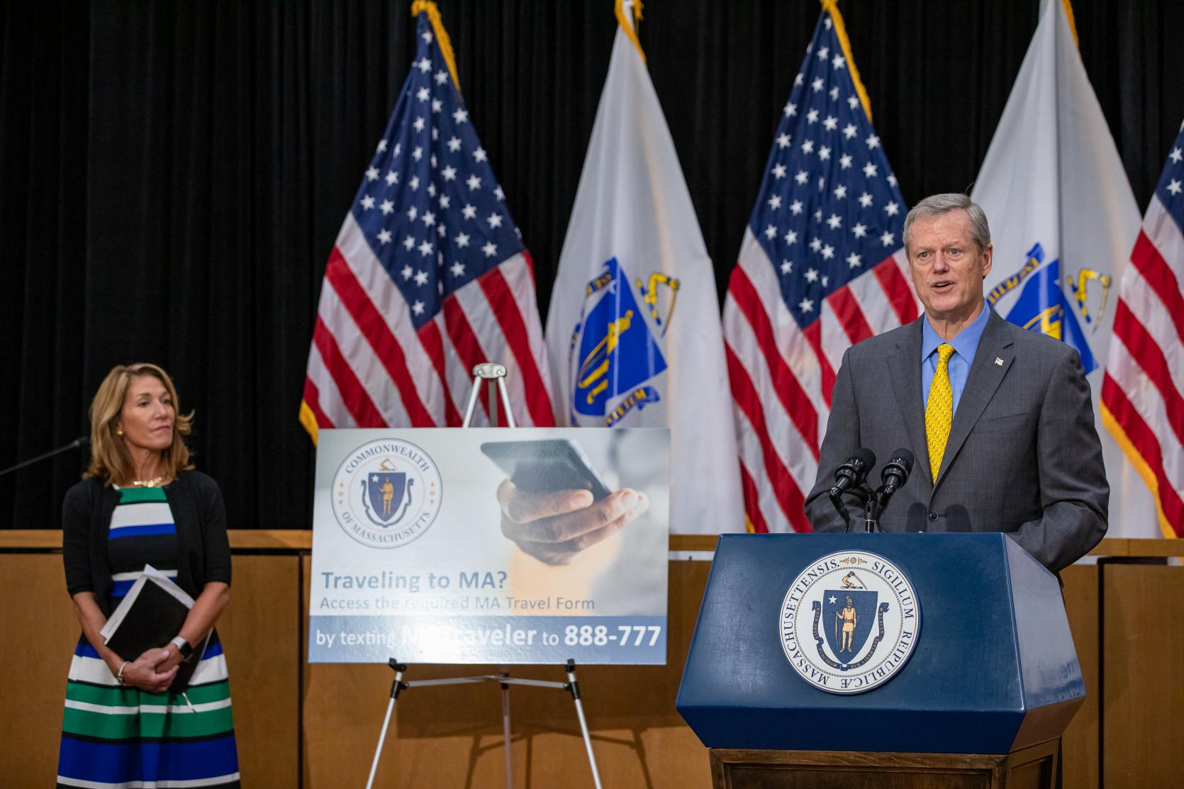 Baker-Polito Administration Issues New Travel Order Effective August 1st