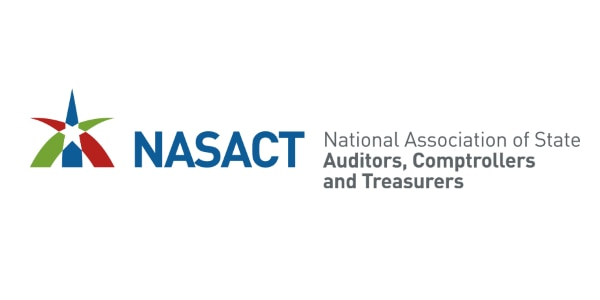 logo for the National Association of State Auditors, Comptrollers, and Treasurers