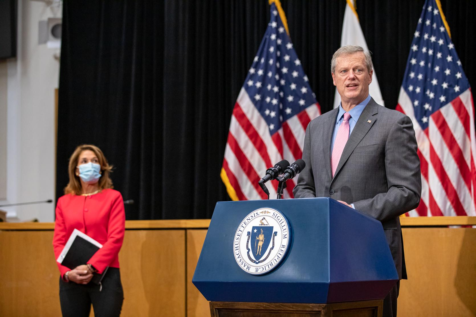 Baker-Polito Administration Submits Revised Fiscal Year 2021 Budget Proposal