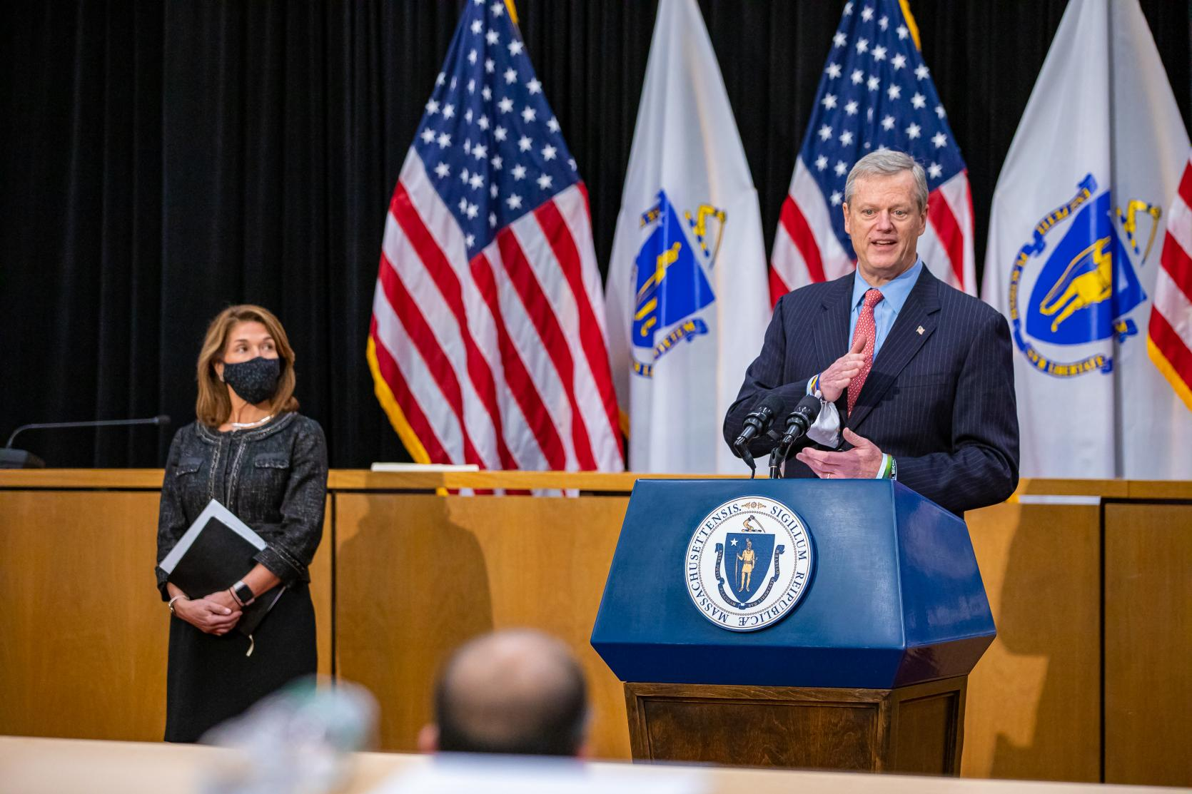 Baker-Polito Administration Announces Targeted Measures To Curb Rising COVID-19 Cases, Hospitalizations