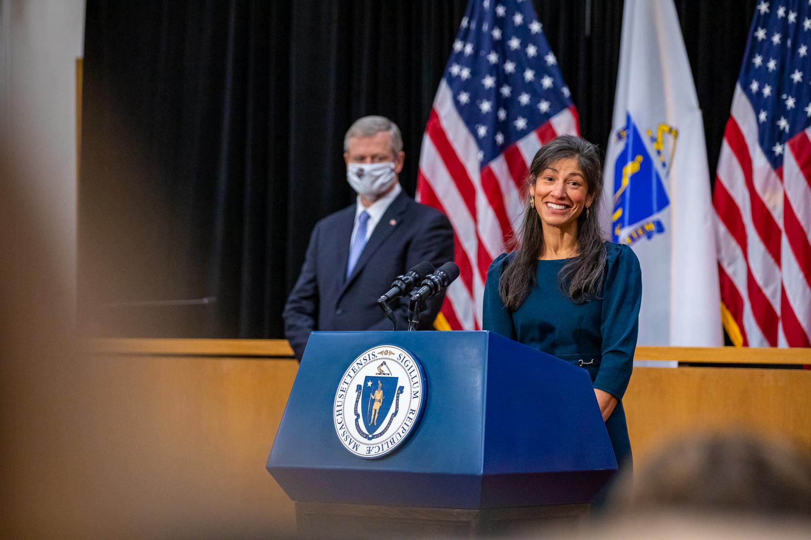 Governor Charlie Baker and Lt. Governor Karyn Polito Issue Statements on Confirmation of Justice Dalila Argaez Wendlandt as Associate Justice of the Supreme Judicial Court