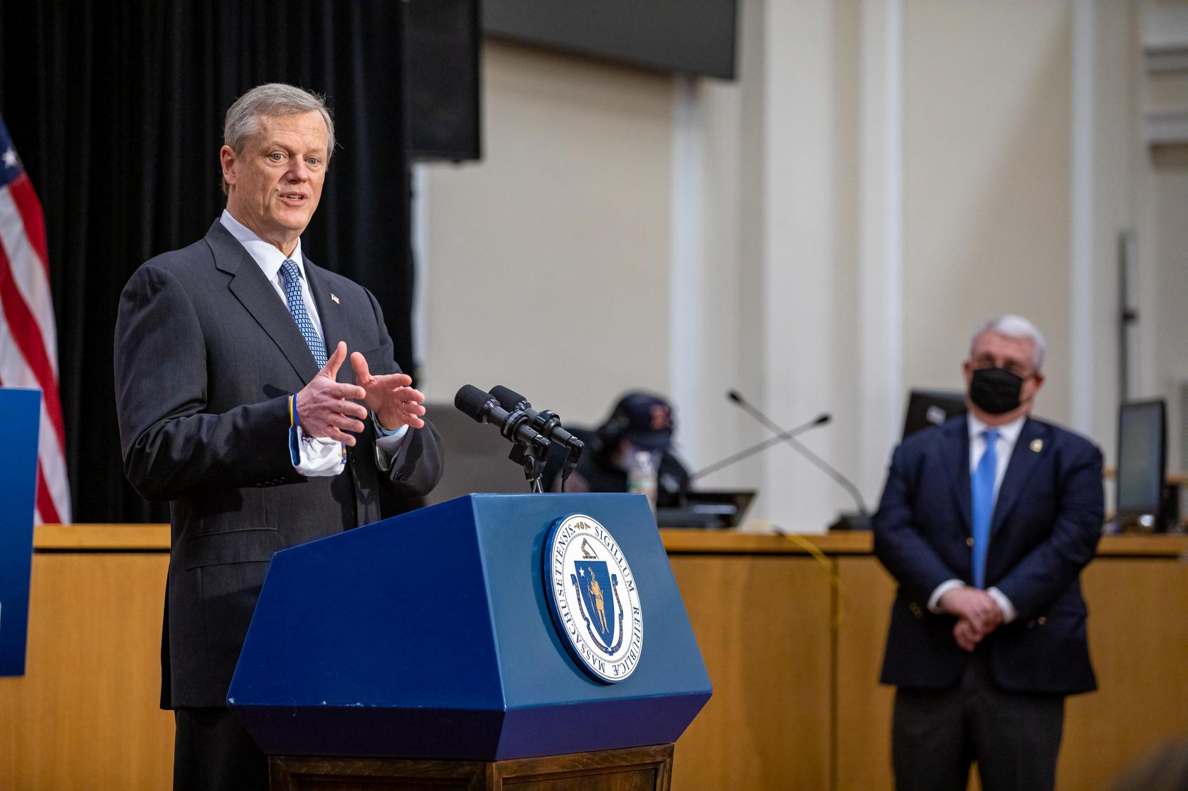Baker-Polito Administration Files Fiscal Year 2022 Budget Proposal