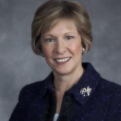 Official portrait of State Auditor Suzanne M. Bump