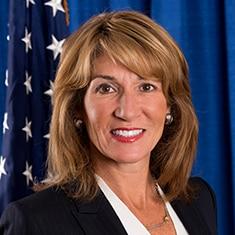 Lieutenant Governor Karyn Polito
