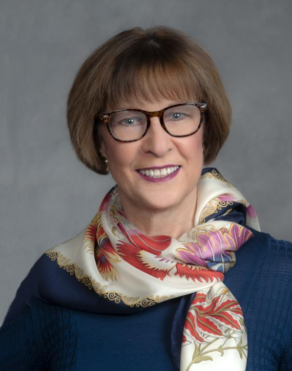 State Auditor Suzanne M. Bump official portrait.