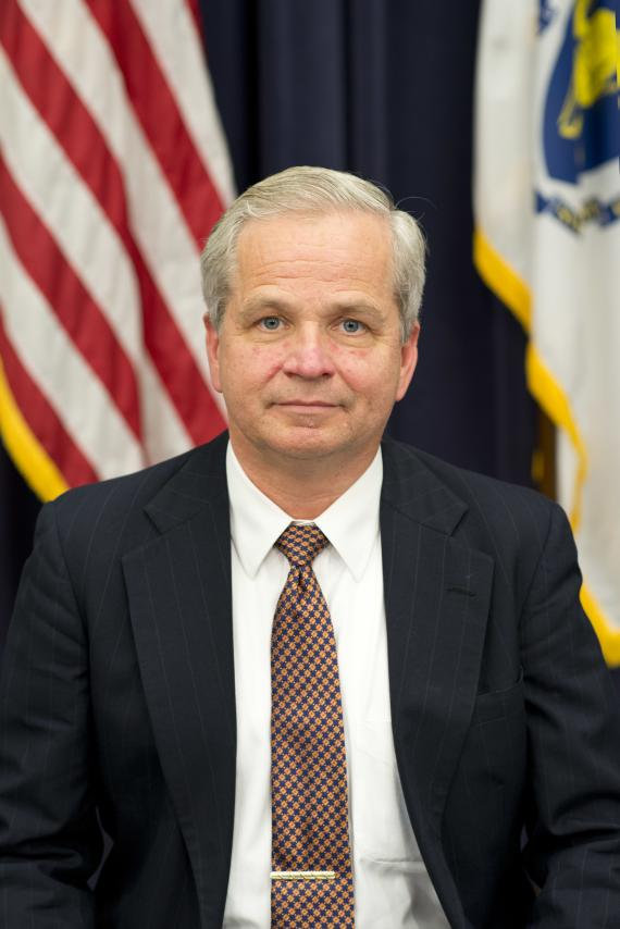 Commissioner Martin Suuberg of MassDEP