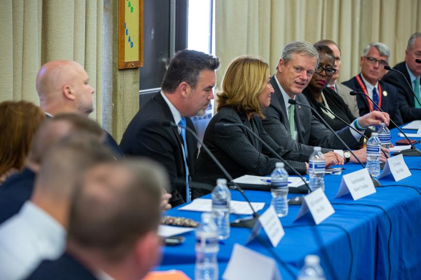 Baker-Polito Administration Awards $7.2 Million to 143 School Districts to Improve School Safety