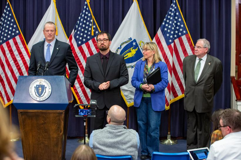 Baker-Polito Administration announced economic support for small businesses