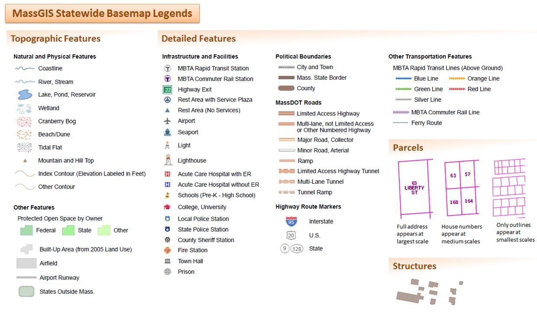 MassGIS Base Map | Mass gov