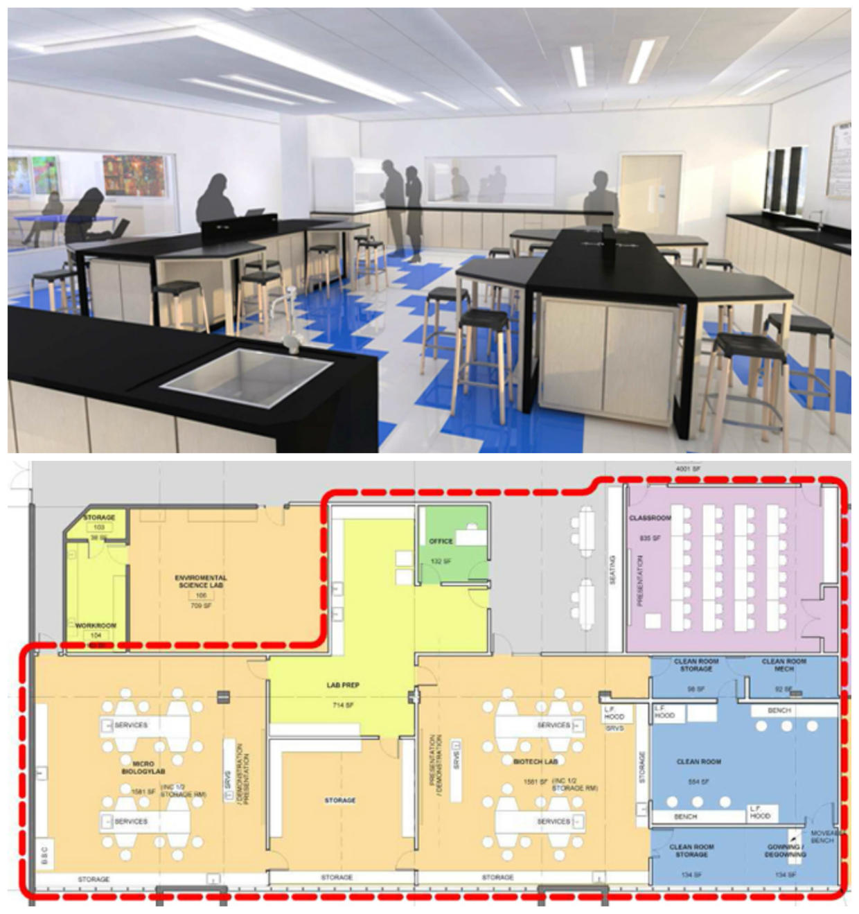 Holyoke Community College Campus Map.Holyoke Community College New Life Sciences Center At Marieb Hall