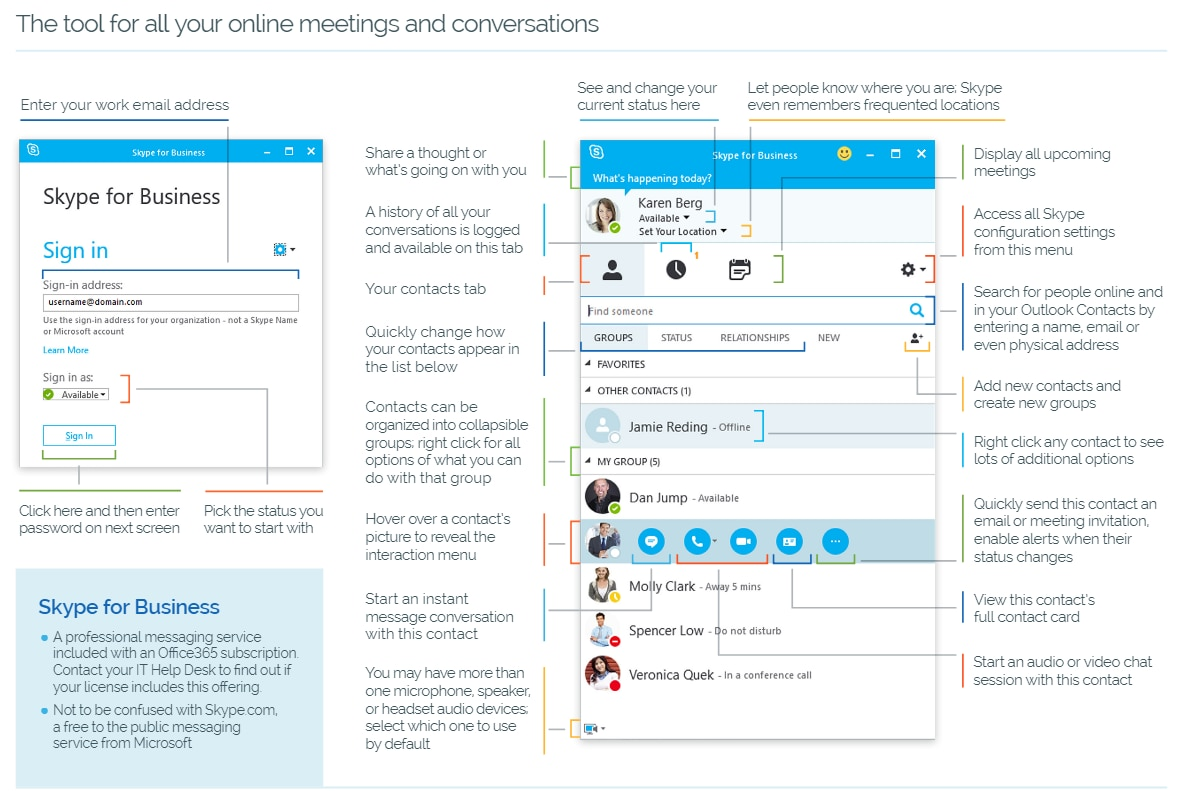 Skype for Business | Mass gov
