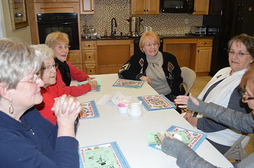 Worcester Seniors Learning about Fire Safety