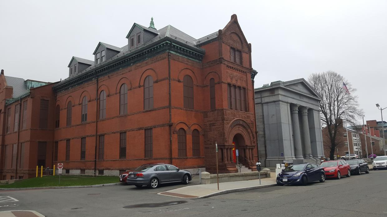 Former Salem Superior Court