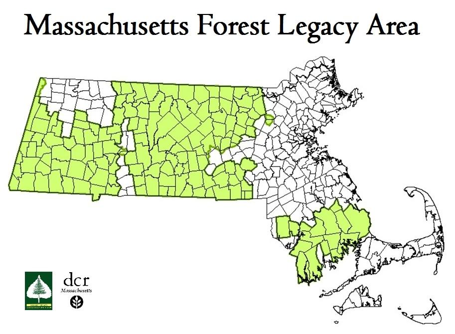 MA Forest Legacy Map