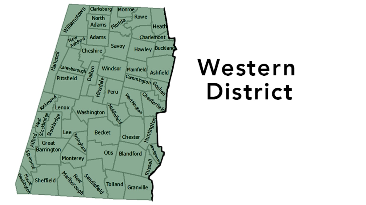MassWildlife's Western District