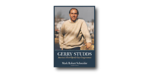 Gerry Studds Book Cover