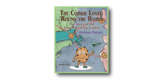 Cookie Loved 'Round the World Book Cover