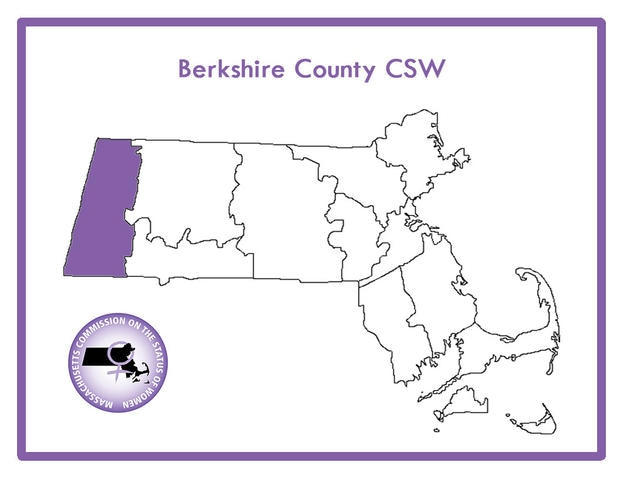 Berkshire Commission Map