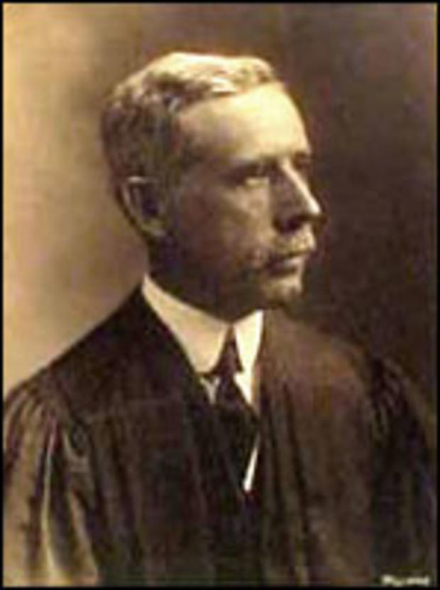 Associate Justice Charles Ambrose DeCourcy