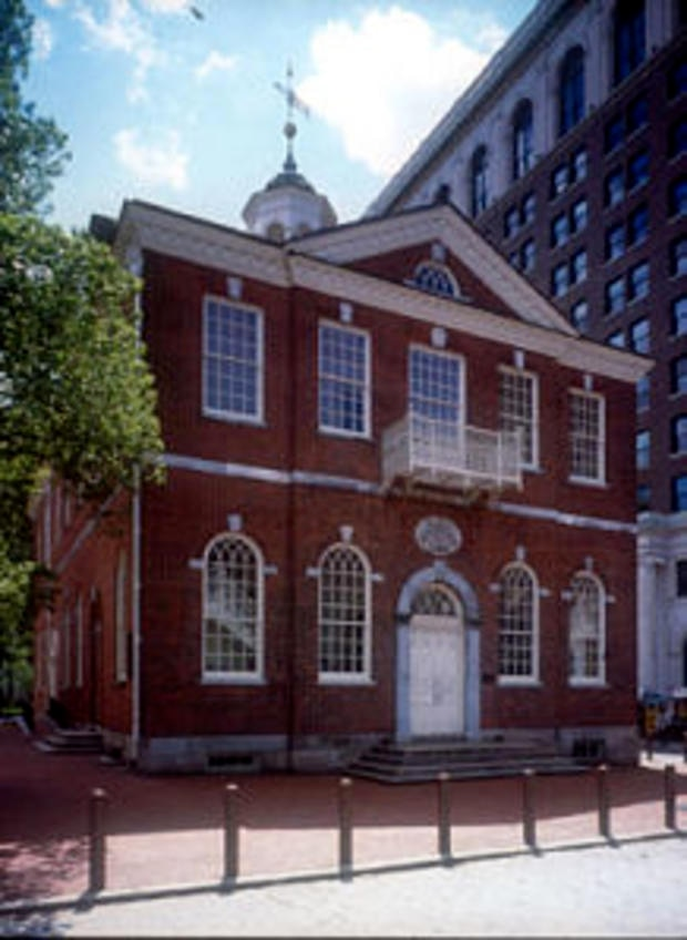 Congress Hall, Philadelphia
