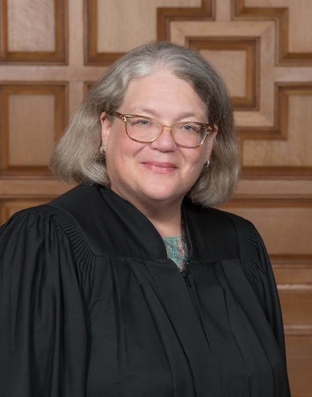 Justice Elspeth B. Cypher