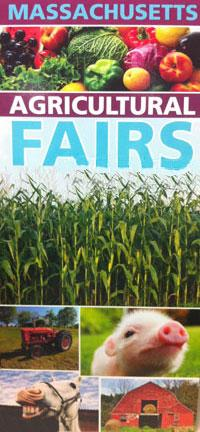 poster with farm animals for agricultural fairs