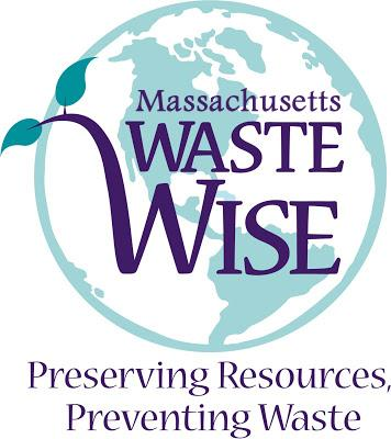 Image of Massachusetts WasteWise Logo