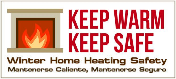 Keep Warm Keep Safe Logo