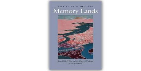 Memory Lands Book Cover Image