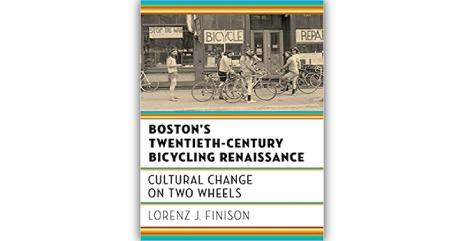Boston's Bicycling Renaissance Book Cover