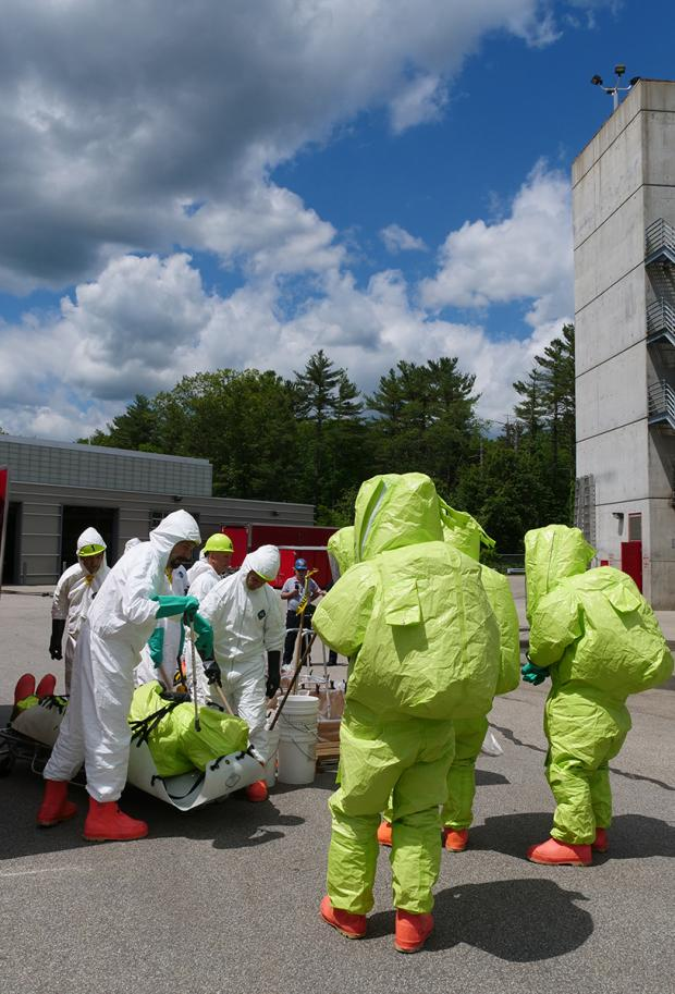 Hazmat Training photo