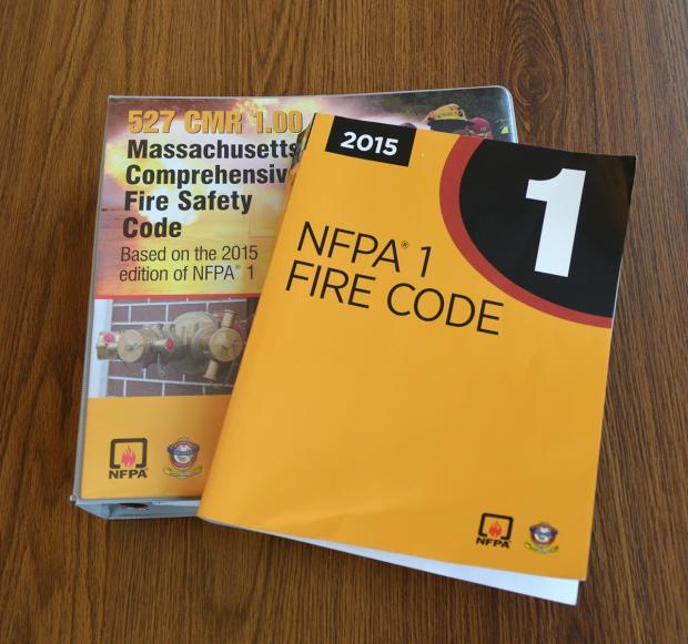 Massachusetts Fire Code | Mass gov