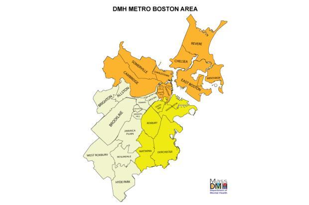Metro Boston Area Mass Gov