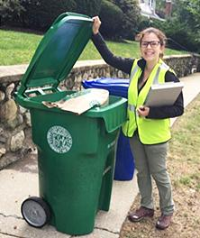 Image of Recycling Bin Inspection
