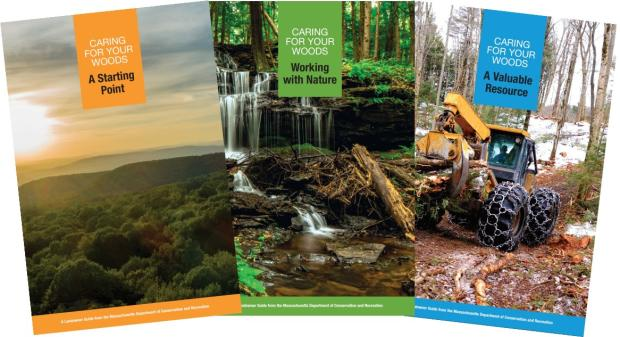 Caring for your Woods booklets