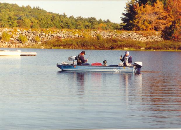 Quabbin Reservoir Fishing Guide Mass Gov