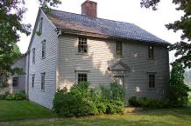 Ashley home in Sheffield, Massachusetts