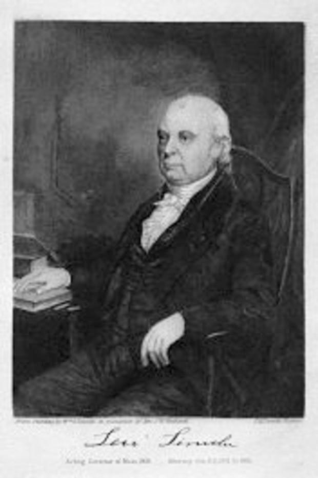John Adams Architect Of American Government Mass