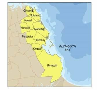 map of south shore boston South Shore Region Mass Gov map of south shore boston