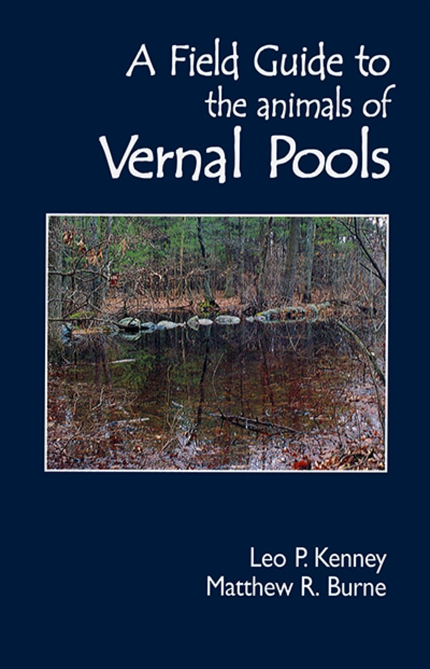 field guide to the animals of vernal pools