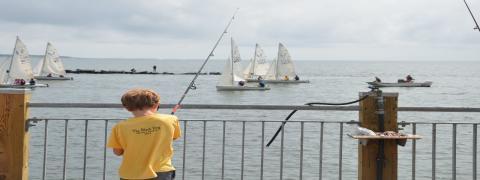 Recreational saltwater fishing for Massachusetts saltwater fishing regulations
