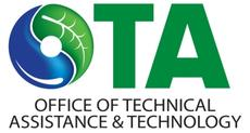Logo for the Office of Technical Assistance and Technology