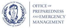 Office of Preparedness and Emergency Management with the Department of Public Health seal