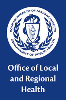 Office of Local and Regional Health logo blue
