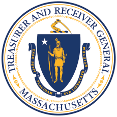 Office of the State Treasurer and Receiver General seal