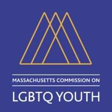 Commission on LGBTQ Youth logo