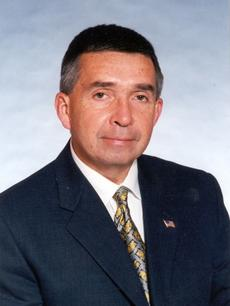District Attorney Michael D. O'Keefe